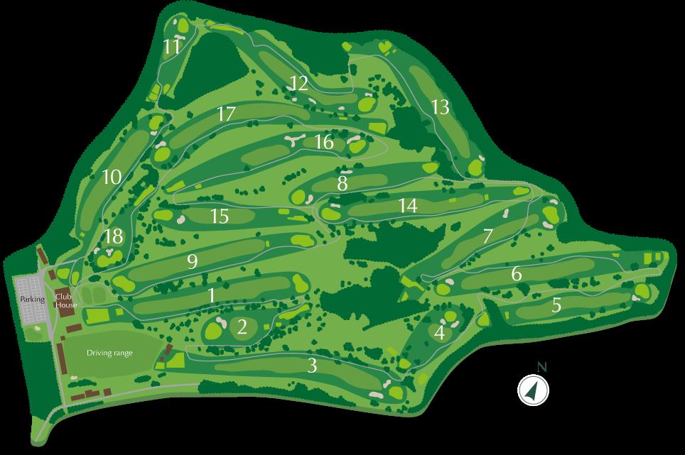 男鹿ゴルフ
