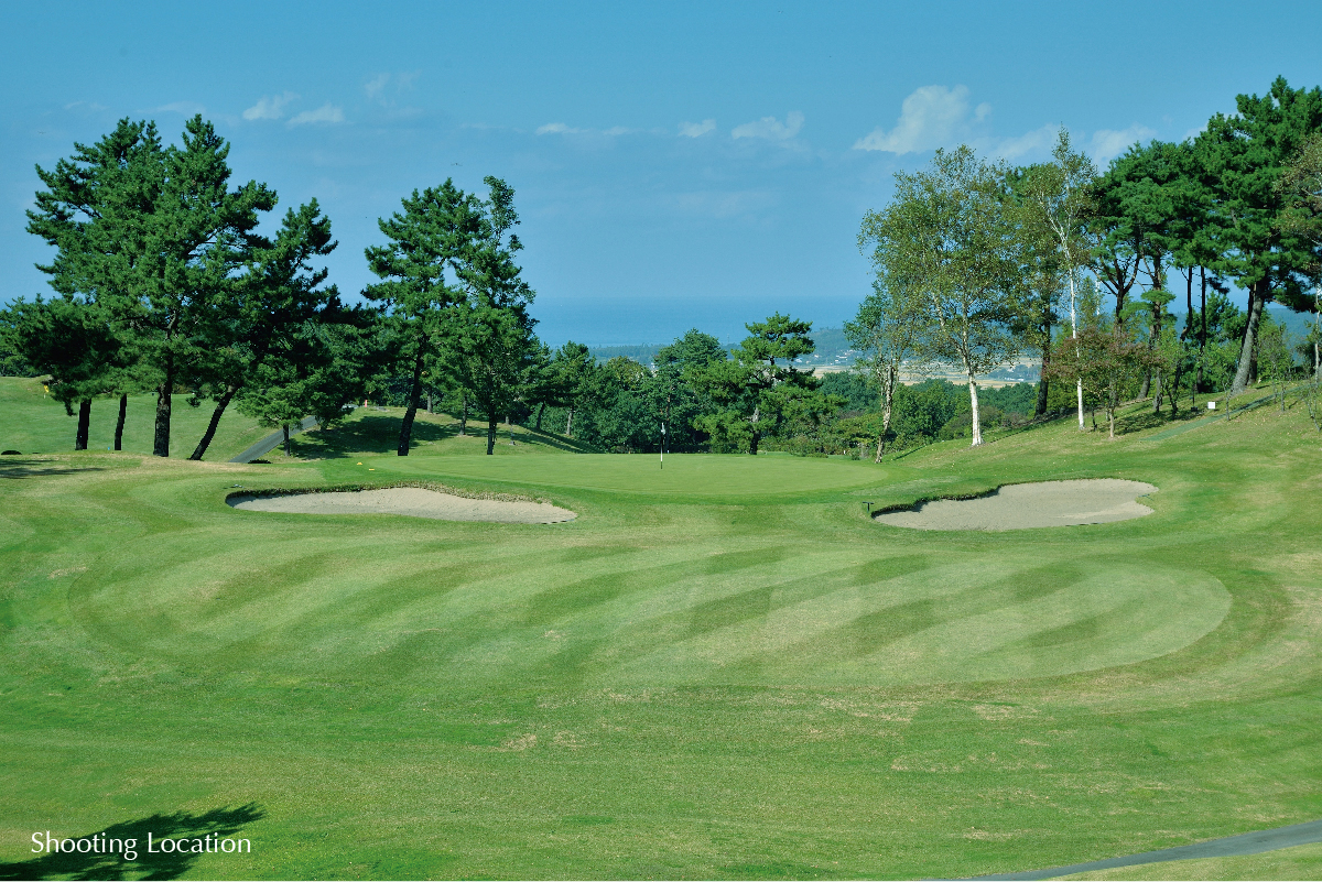 Out course Hole 4 Shooting Location